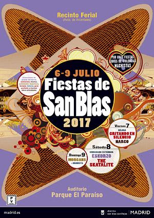 Fiestas de San Blas 2017