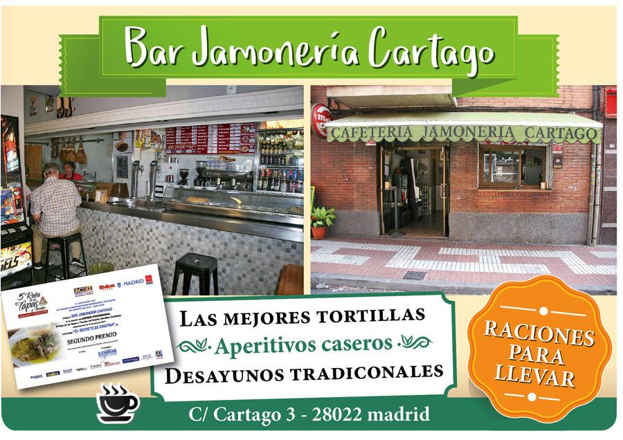 Bar Jamonería Cartago