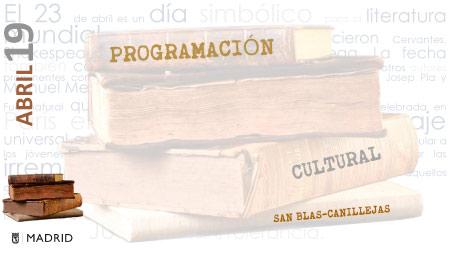 Programación abril 2019