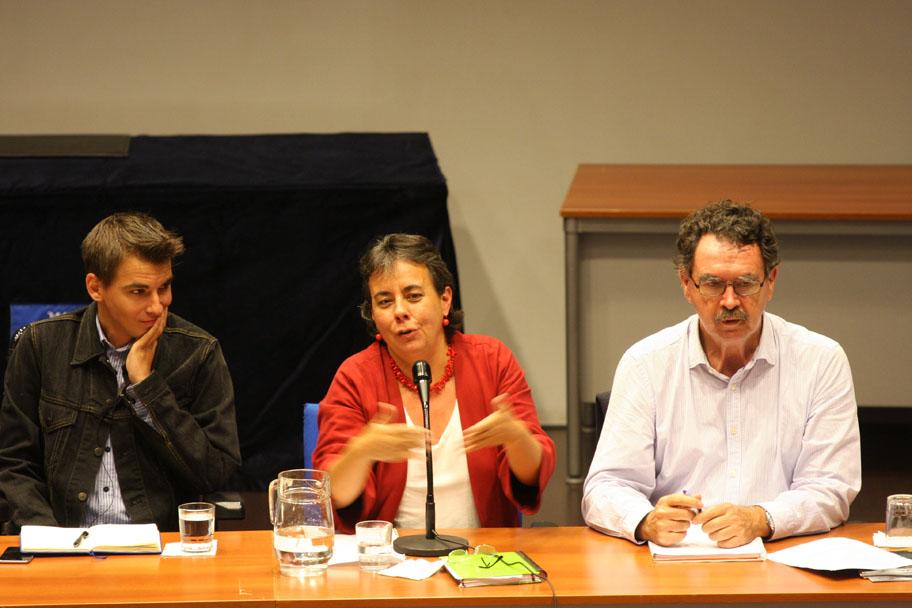 Asamblea Ciudadana. Marta Gómez