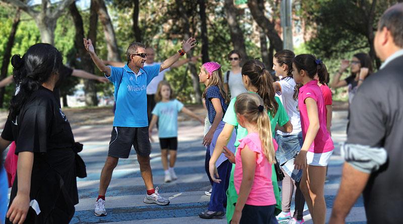 Se pone en marcha la Semana Europea del Deporte