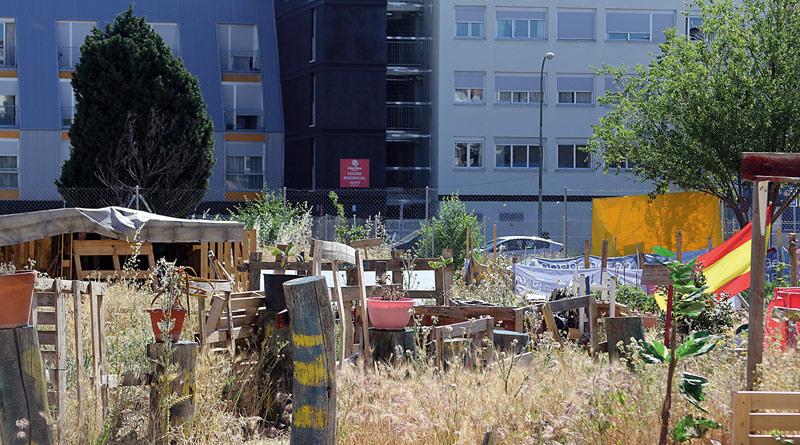 El huerto de la calle Fenelón