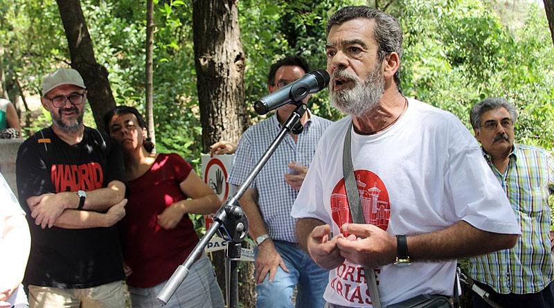 Andrés Cabrera, Torre Arias
