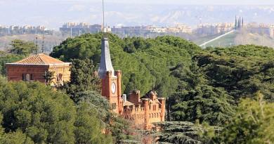 Palacio de la Quinta de Torre Arias