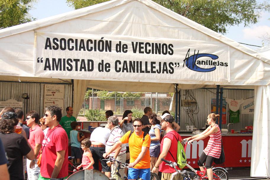 Canillejas Amistad