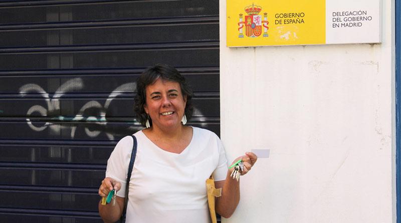 Marta Gómez, San Faustino 23