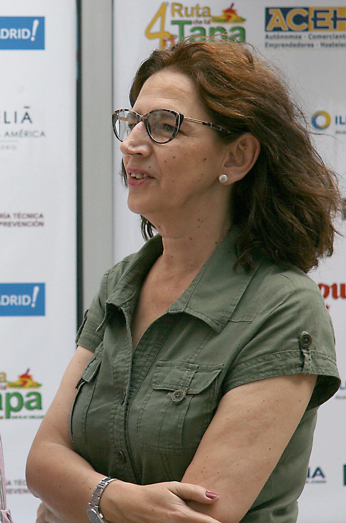 Teresa Paredes