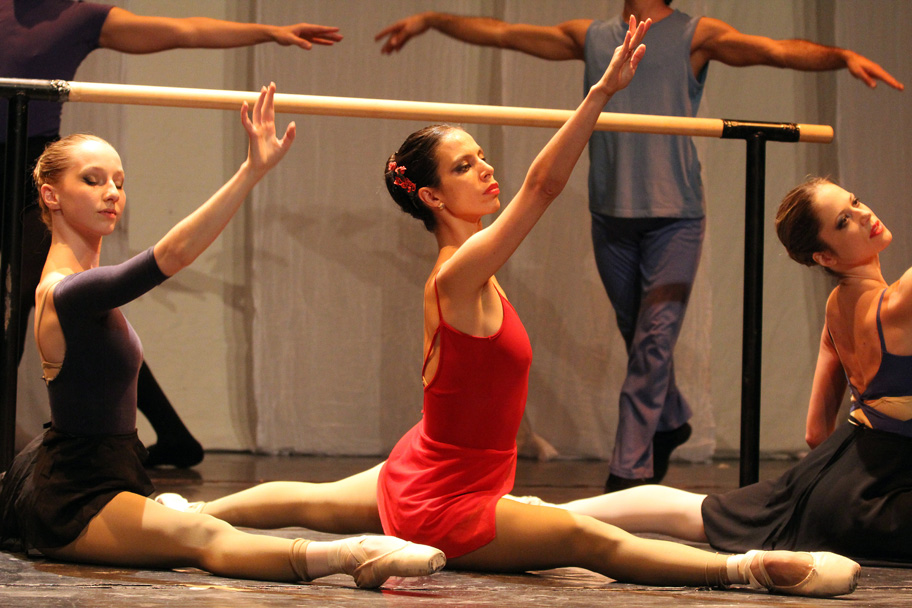 Gala de Danza Clásica en el CC Antonio Machado