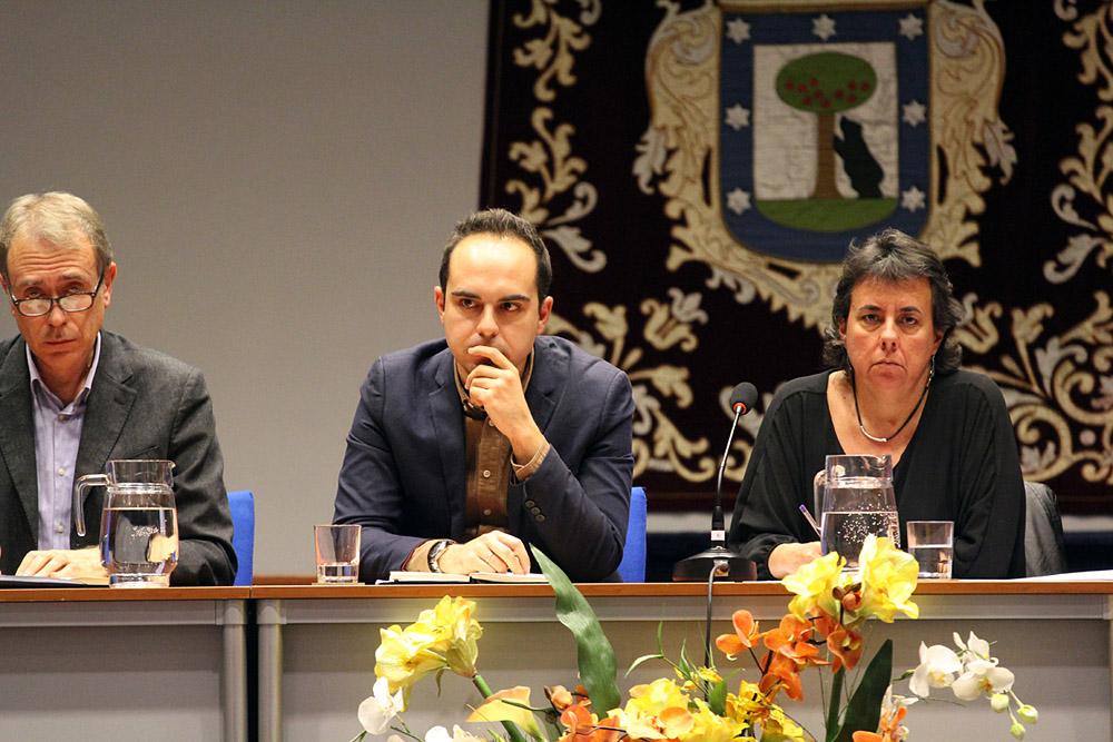 José Manuel Calvo, Marta Gómez