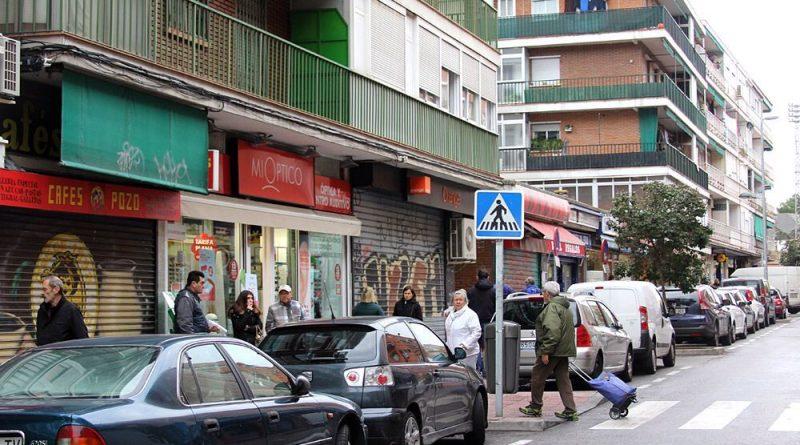 La calle Boltaña queda libre, de momento, del SER