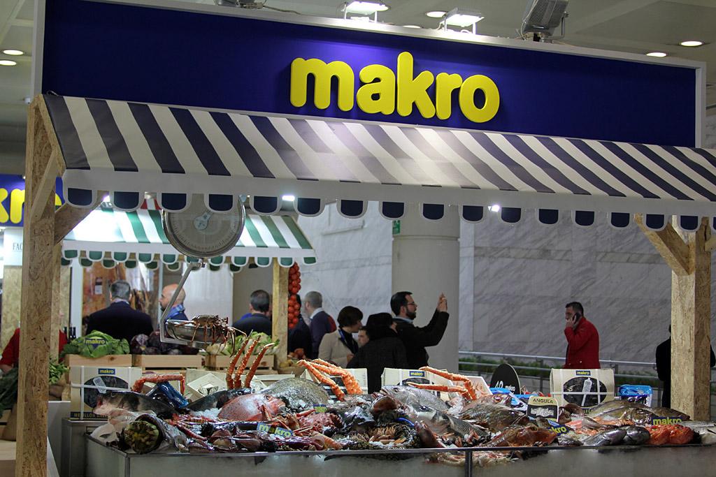 Madrid Fusión Makro