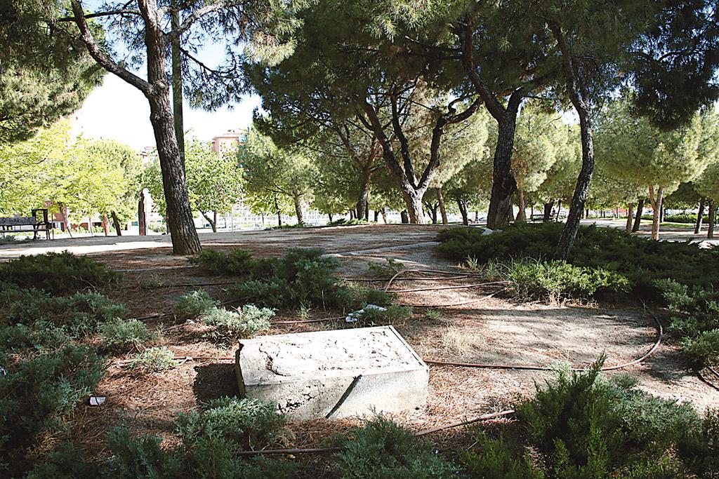 Placa conmemorativa al arquitecto Antonio Palacios