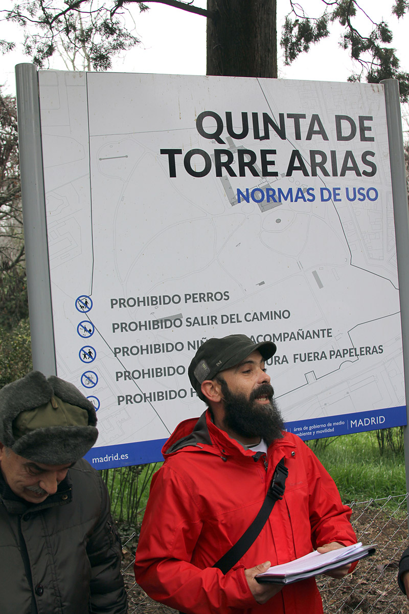 La PQTA muestra la quinta en la primera visita guiada