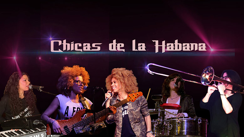 Chicas de La Habana