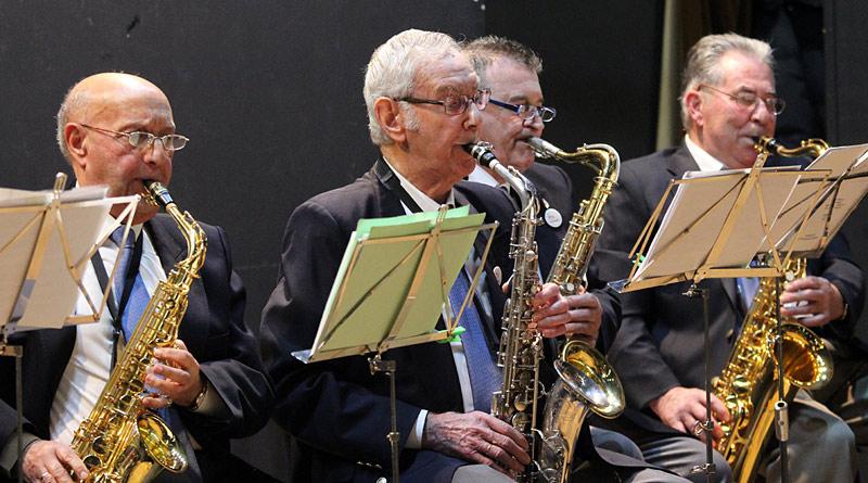 Mariano del Amo, el saxofonista de Torre Arias