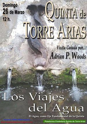 Visita guiada de Torre Arias