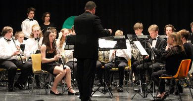 El CC Machado disfrutó con la orquesta OPRF