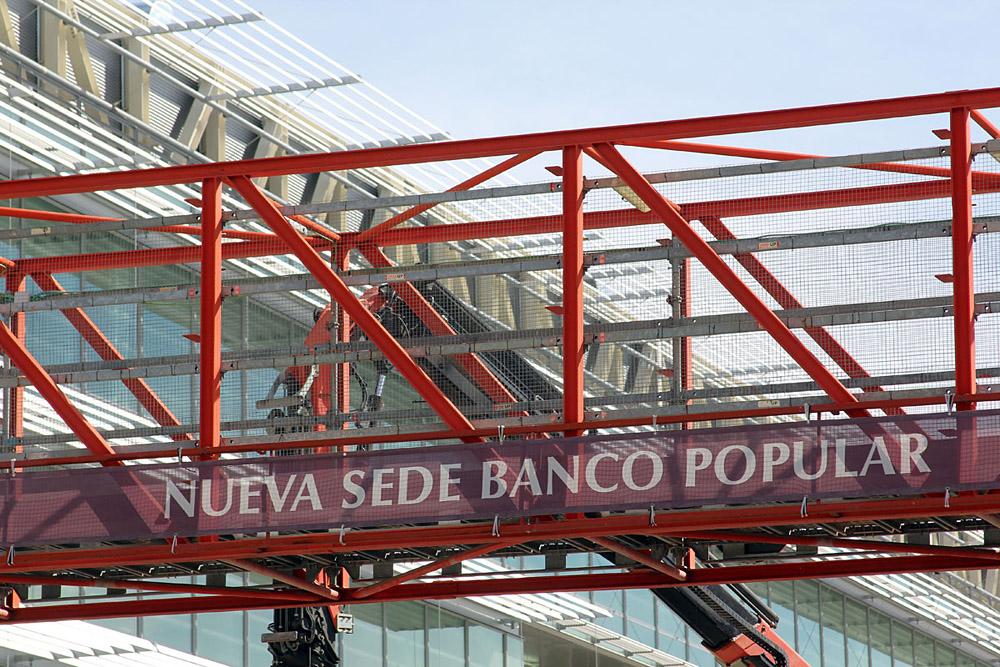 La nueva sede corporativa y edificio del Banco