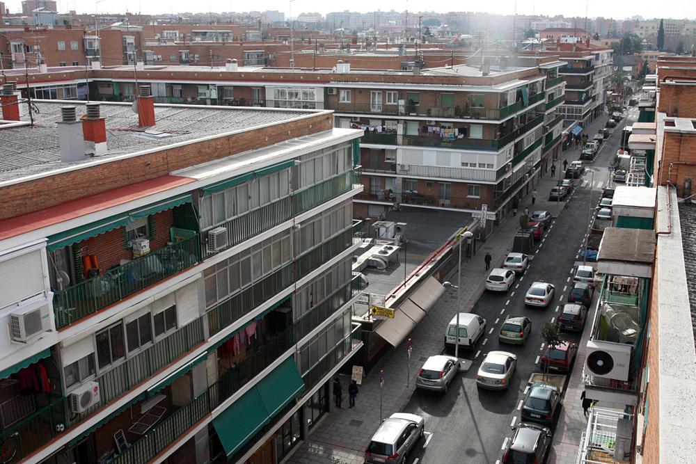 Comercios Calle Boltaña