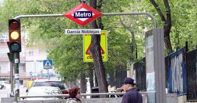La calle Institución Libre de Enseñanza retira a García Noblejas