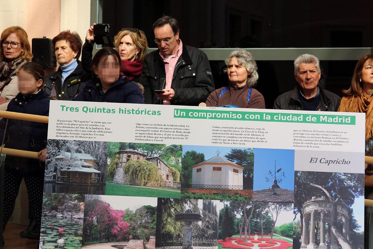 Tres Quintas