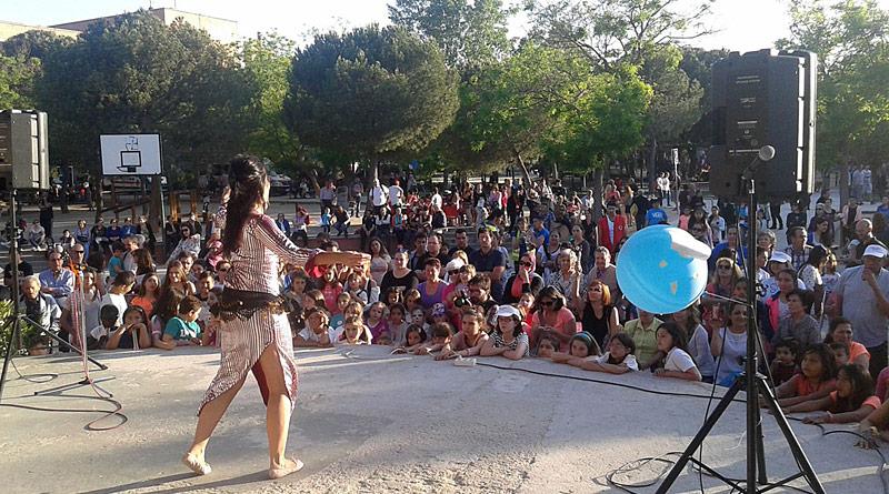 X Festival Vive-Convive de Canillejas