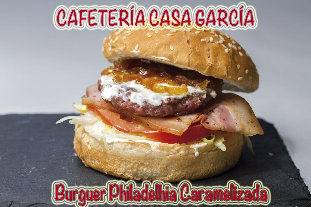CAFETERÍA CASA GARCÍA