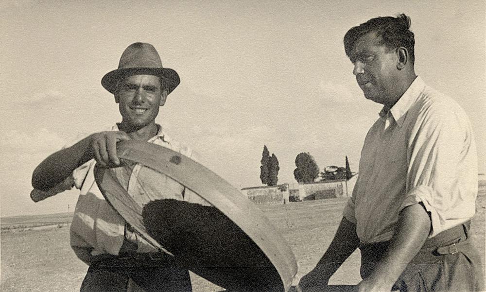 Canillejas agosto 1946