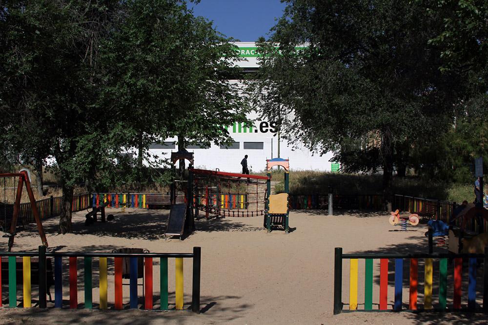 Parque del Arroyo de la Reja