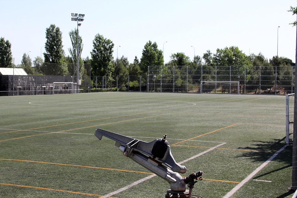 campo de fútbol Euterpe