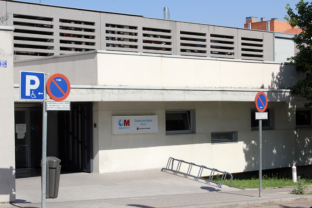 Centro de Salud Las Mercedes-010