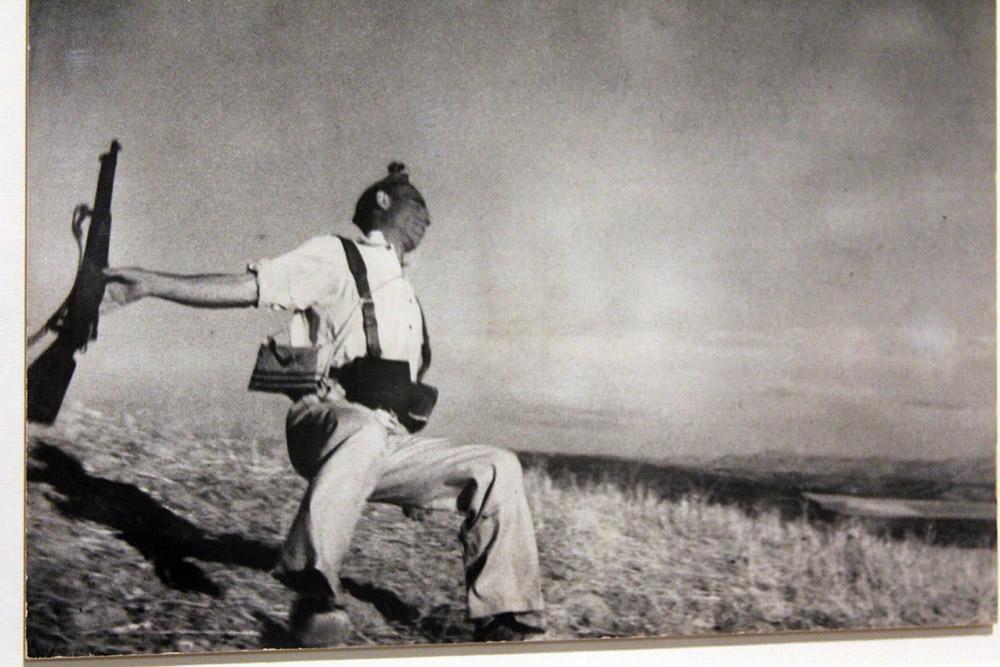 Con los ojos bien abiertos. Cien años de fotografía Leica