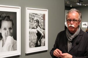 Hans-Michael Koetzle con fotos de Kate Moss