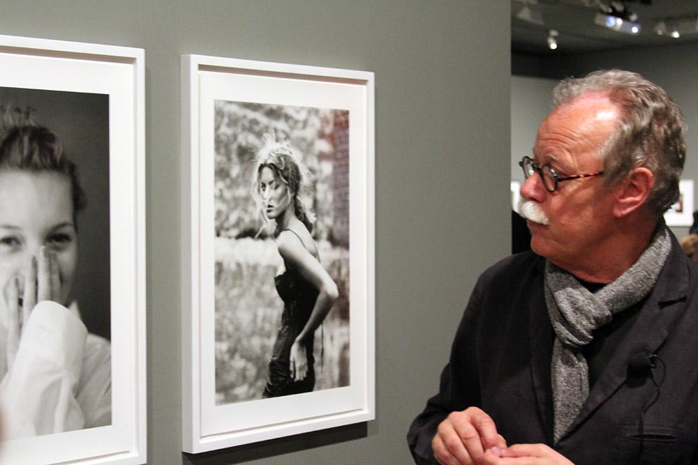 Con los ojos bien abiertos. Cien años de fotografía Leica - Hans-Michael Koetzle - Kate Moss