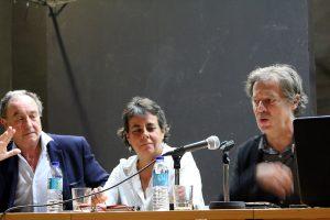 Santiago Soria, Marta Gómez, Antonio Díaz - Torre Arias