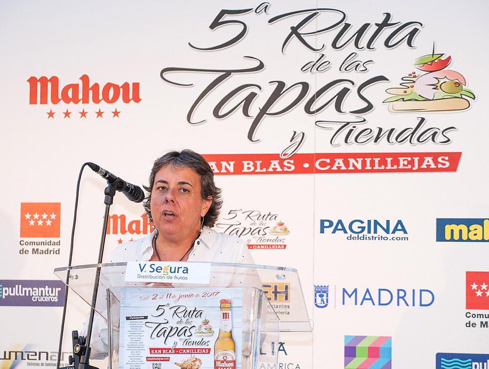 5ª Ruta de la Tapa y Tiendas de San Blas-Canillejas.