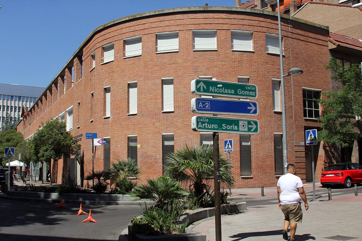 Centro Cultural Buero Vallejo (San Blas - Canillejas)
