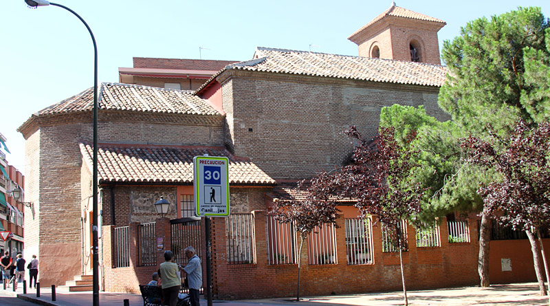 Casco histórico de Canillejas
