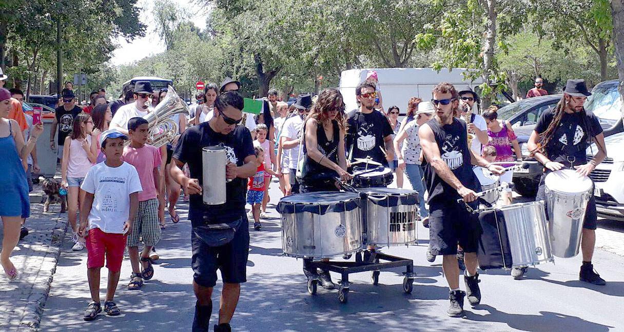 Fiestas Ciudad Pegaso 2017