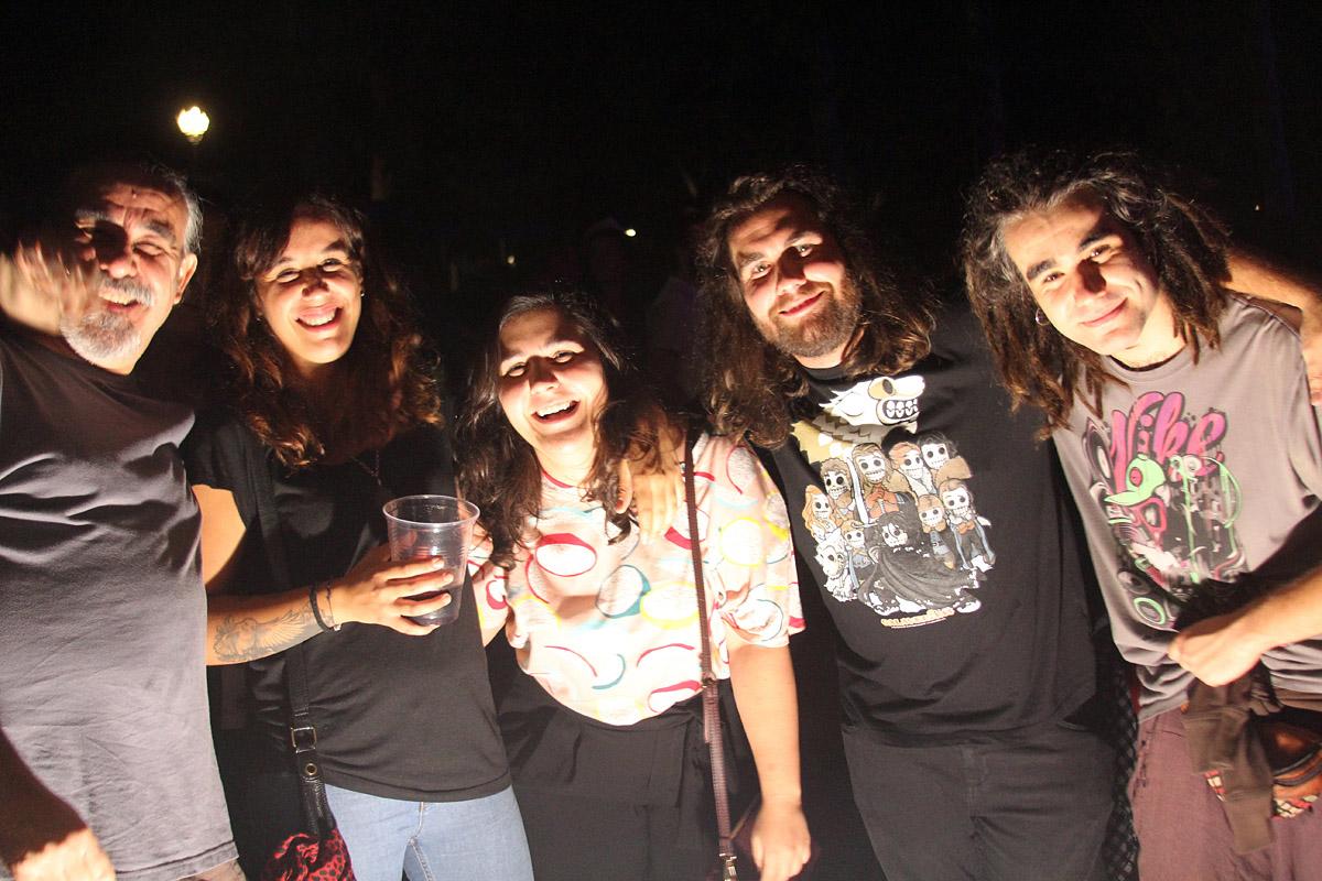 Familia LaSanta - Fiestas San Blas-Simancas