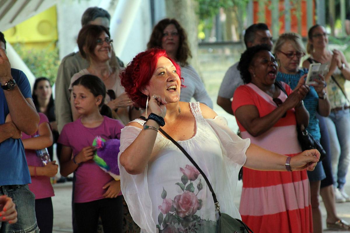 Fiestas San Blas-Simancas - Paloma