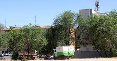Plaza Cívica de San Blas