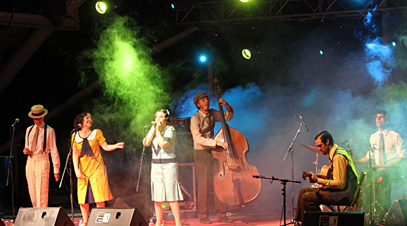 San Jazz llenó el auditorio en las noches de San Juan
