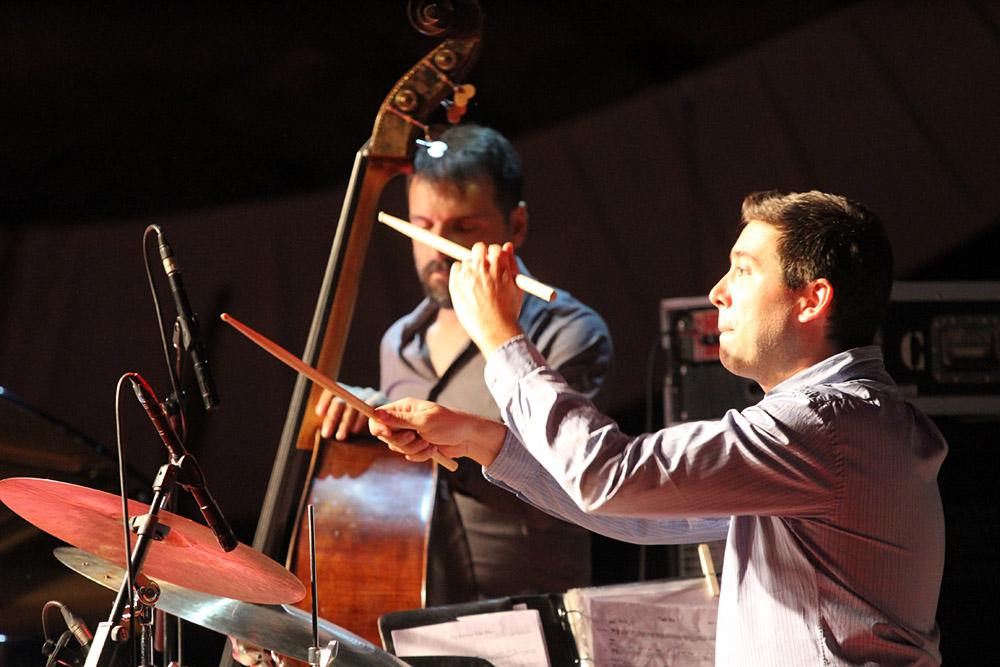 San Jazz llenó el auditorio en las noches de San Juan - Olé Swing
