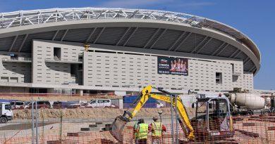 Wanda Metropolitano Julio 2017