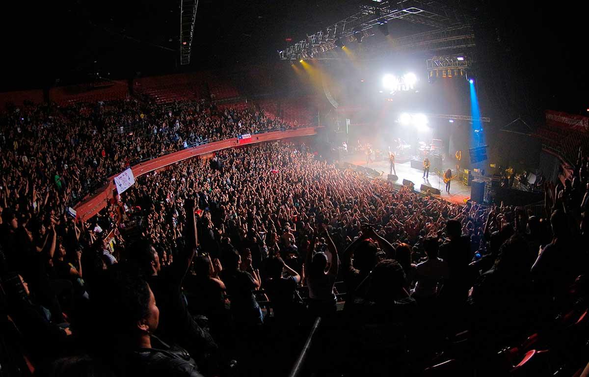 EUKZ Teatro Caupolican, Santiago, Chile
