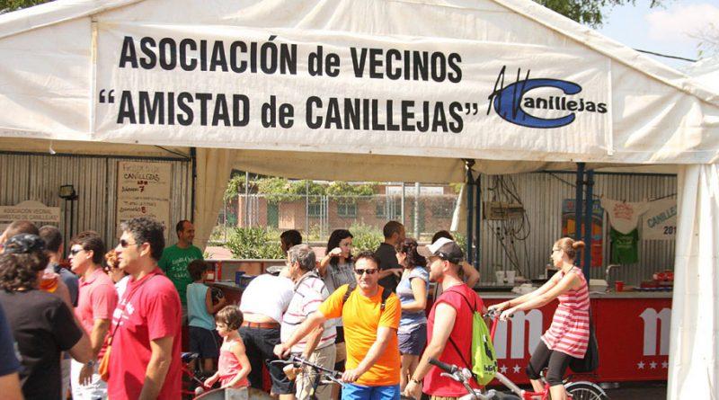 """""""Somos barrio"""", las fiestas más esperadas de Canillejas"""