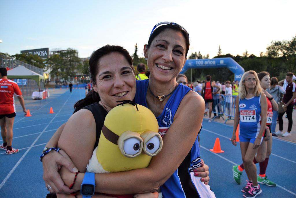 Atletismo Suanzes celebra la XXX edición de la Milla Nocturna