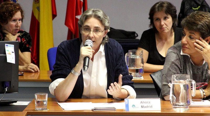 Marta Higueras, Pleno Octubre