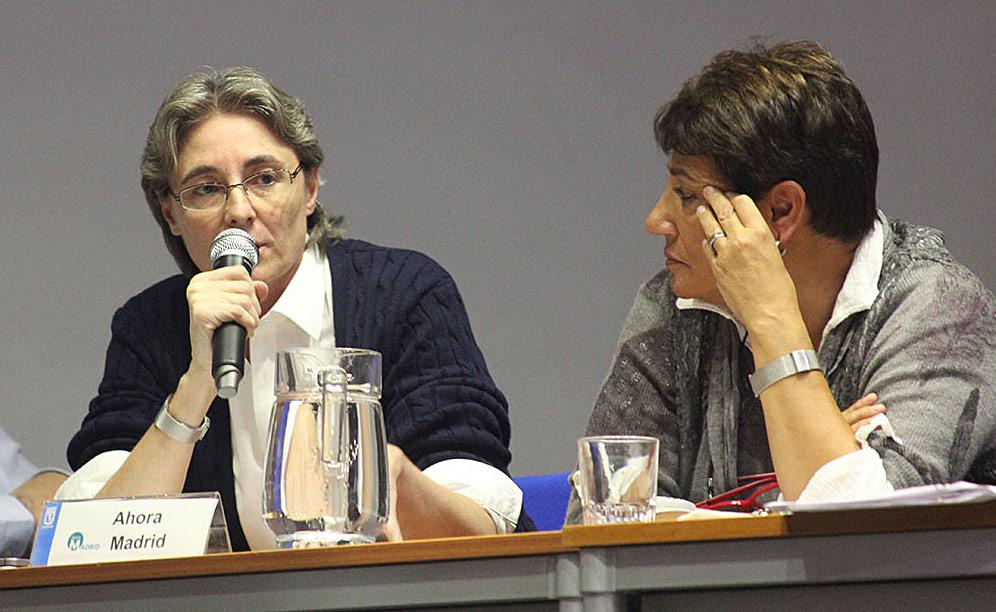 Marta Higueras, Pleno de 17 de octubre de 2017